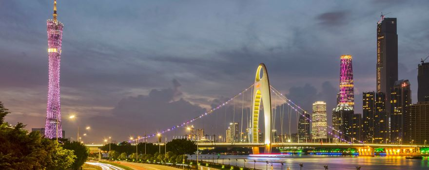 Popular Attractions in Guangzhou