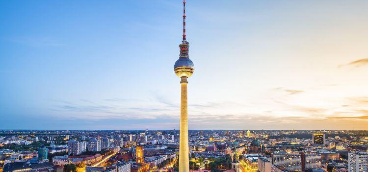 Berlin TV Tower (Fernsehturm)