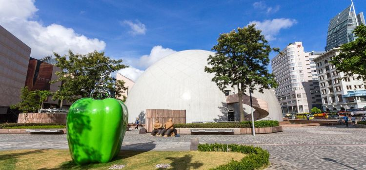Hong Kong Space Museum1