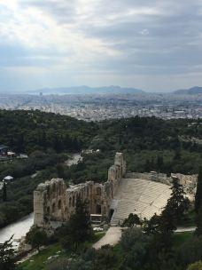 阿迪库斯剧场-雅典-缦尤尤