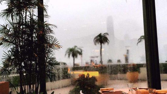 香港洲際酒店宴會廳