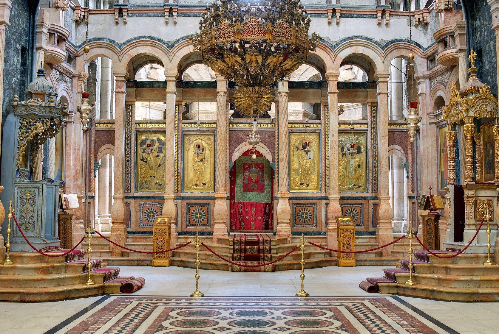 성분묘교회