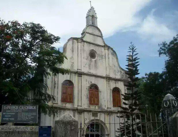산타 크루즈 교회