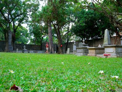 신교도 묘지