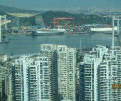 해상명주관광탑 여행 사진