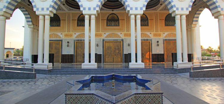 파루크 오마르 빈 알 카타브 모스크2