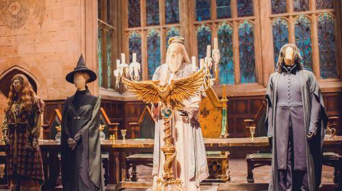 Harry potter studio(Warner Brother's Studio)