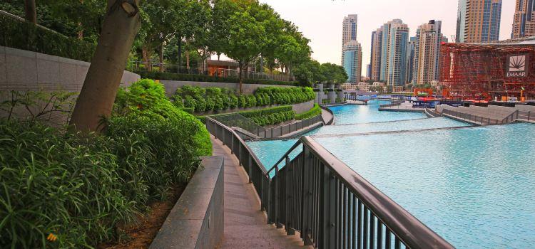 Burj Park1