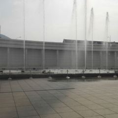 런민광장 여행 사진
