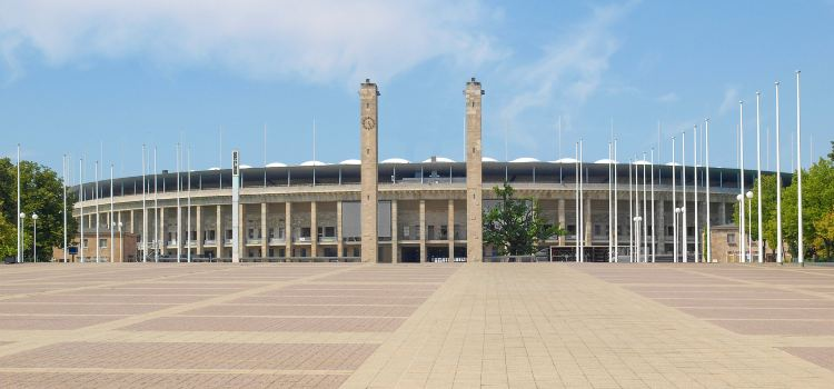 Olympiastadion Berlin1