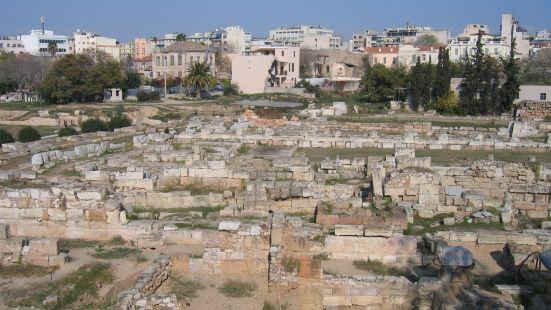 Keramikos Cemetery