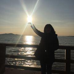 디얼 해수욕장 여행 사진