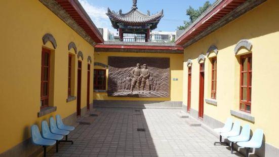 中国工農紅軍西路軍総支隊紀念館