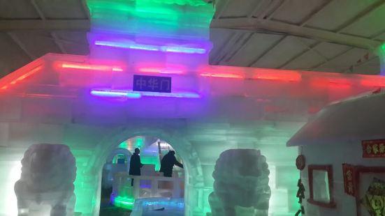 三亞印象冰雕展