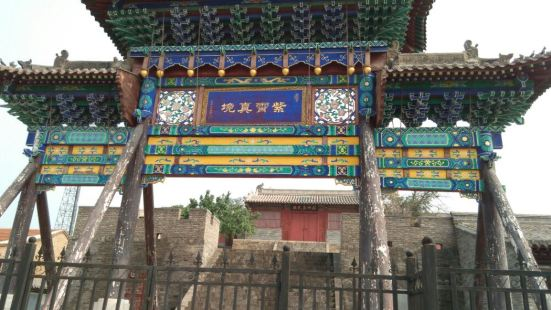 Weizhou Zhenwu Temple (South Gate)