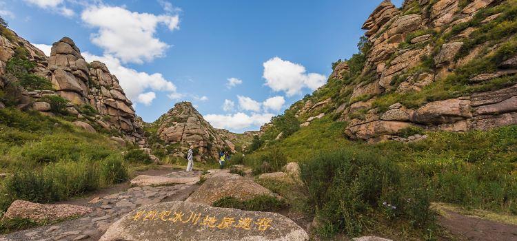輝騰錫勒黃花溝草原旅遊區1