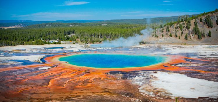 The Grand Prismatic Spring3