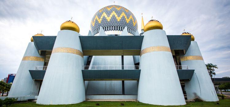 Sabah State Mosque1