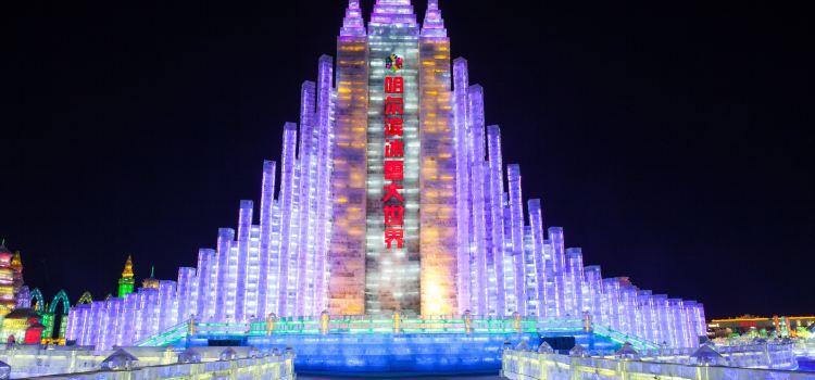 Harbin Ice and Snow Park2