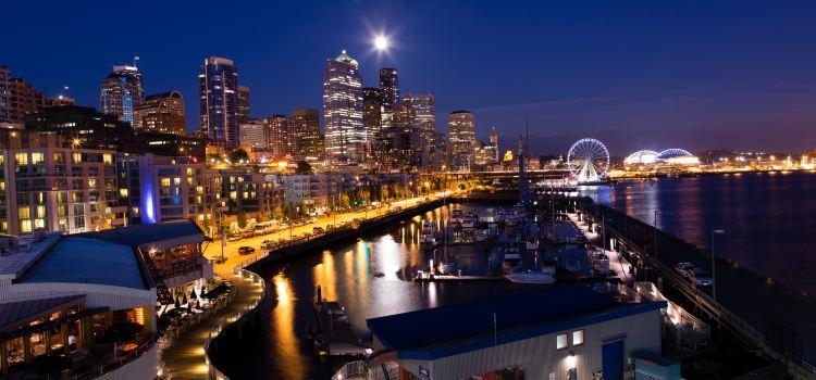 西雅圖碼頭區3