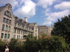麦吉尔大学-蒙特利尔-勇者无惧智者无惑仁者无忧