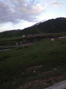 扁都口生态休闲旅游区-民乐-祁连山峰