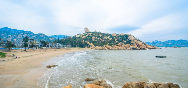 Naqing Peninsula Geological Ocean Park2