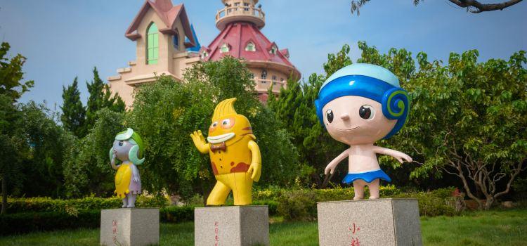 CCTV 웨이하이 영화 도시2