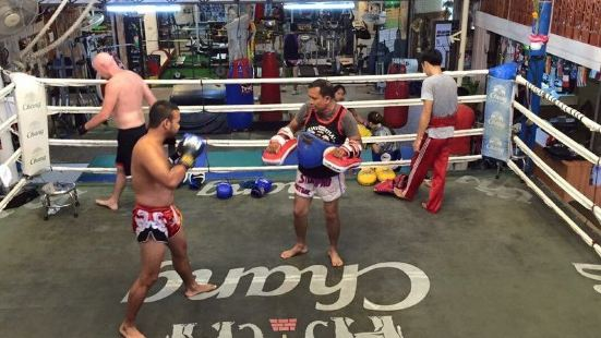 華欣泰拳體驗館