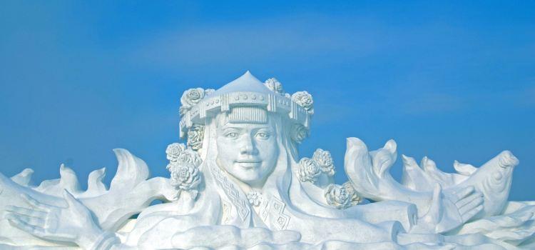 타이양섬 국제 설상 예술 엑스포