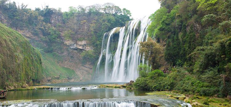 Huangguoshu Waterfall3