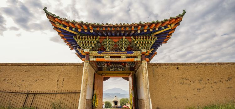 A'Rou Grand Temple1