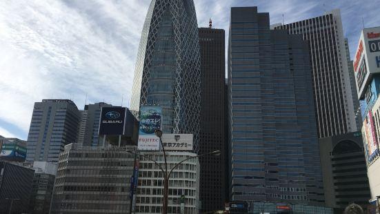 新宿三井大廈