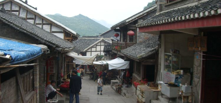 Qingyan Ancient Town3