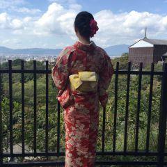 Kyoto Rental Kimono Okamoto User Photo