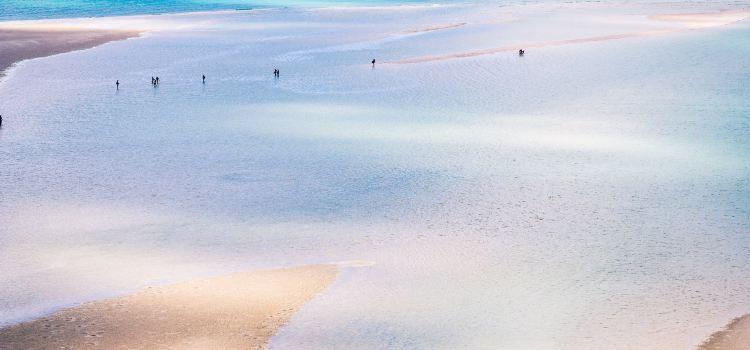 白天堂沙灘2
