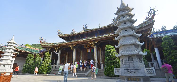 South Putuo Temple1