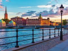 哥德堡+赫尔辛堡等7日游