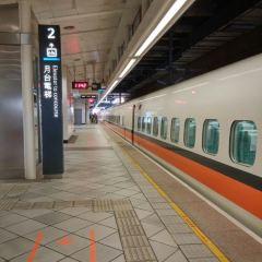 가오슝 줘잉 고속철도역 여행 사진