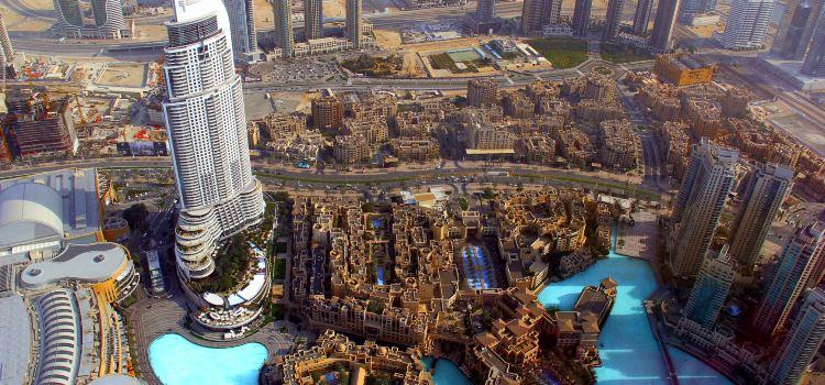 Burj Khalifa travel guidebook –must