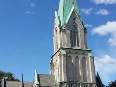 克里斯蒂安桑教堂