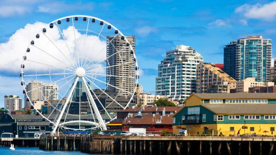 Seattle Docklands