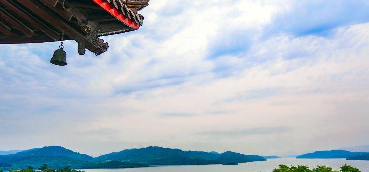 Tianmu Lake Scenic Area1