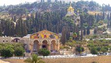 抹大拉的玛利亚教堂-耶路撒冷-chinadesk1