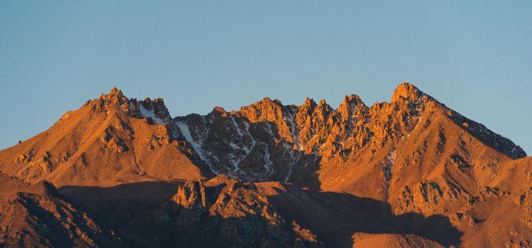 Niuxin Mountain1