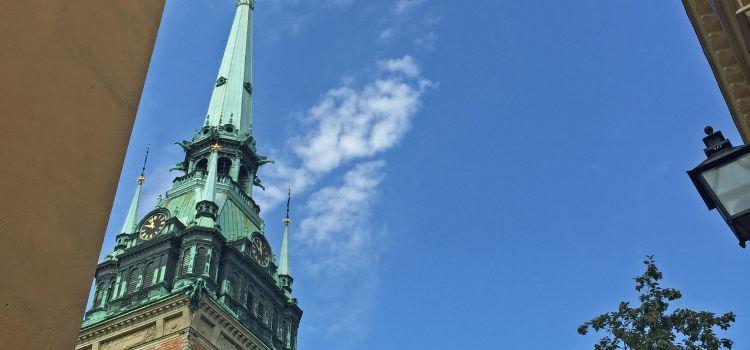 斯德哥爾摩德意志教堂3