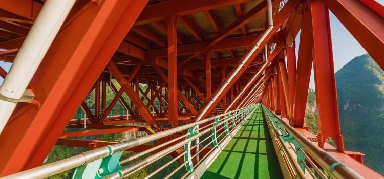 矮寨大橋3