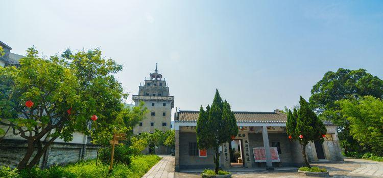 Ma-Xianglong Towers Group2
