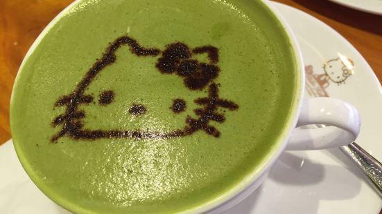 Hello Kitty Secret Garden Café