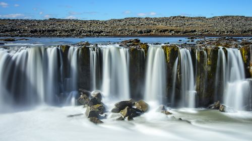 Selfoss Waterfall